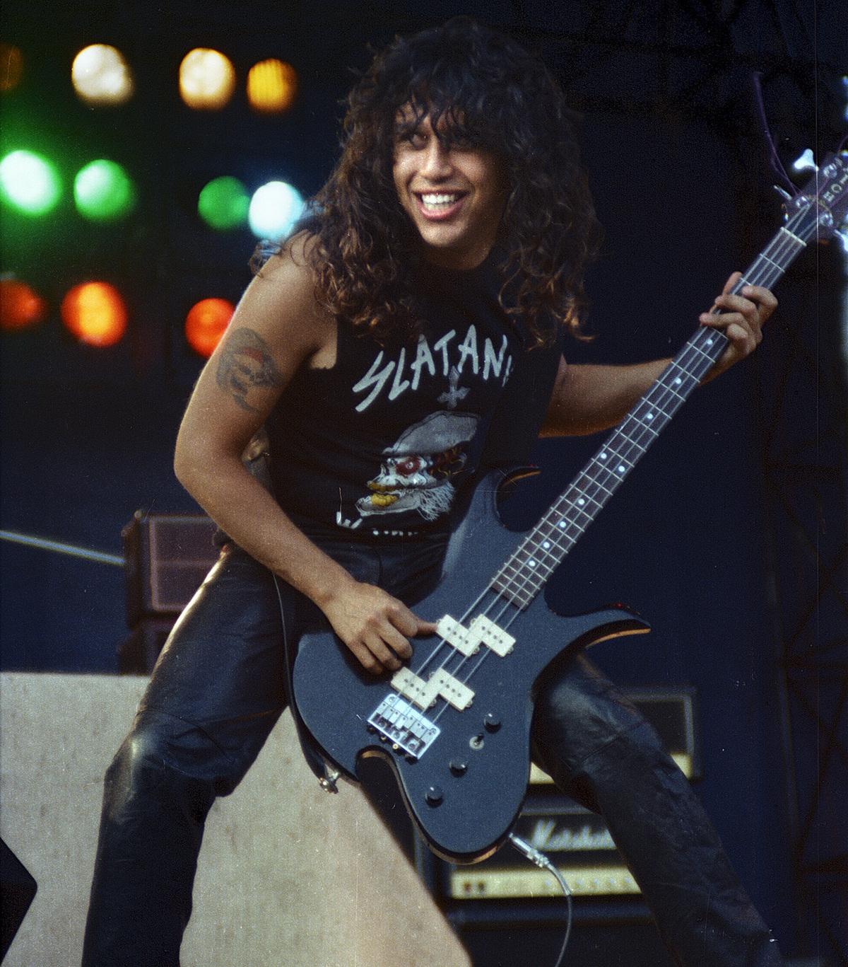 Exclusive Rock Photography (1980's - 1990's) of METALLICA