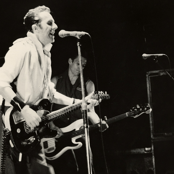The Clash - Forest National 1980