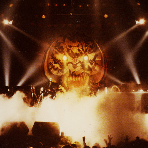 Motörhead - Brussels, Forest National - March 1981